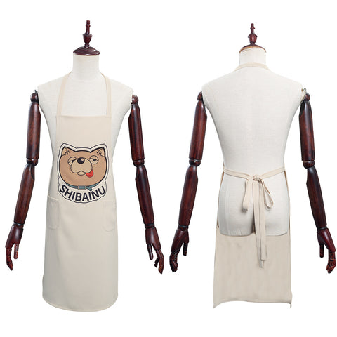 The Way Of the Household Husband Tatsu Apron Halloween Carnival Suit Cosplay Costume