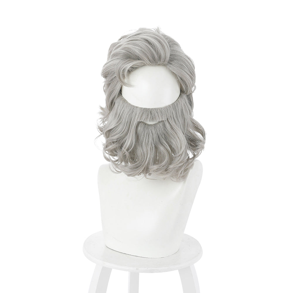 The Christmas Chronicles Santa Claus Cosplay Wig