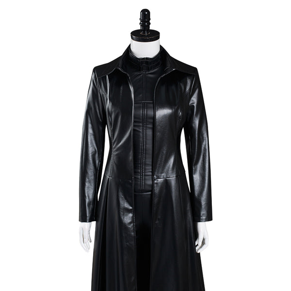 Underworld Coat Jumpsuit Outfits Halloween Carnival Suit Cosplay Costume