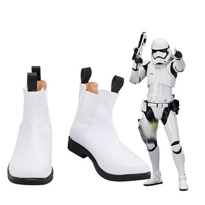 Star Wars Stormtrooper Boots Shoes Costume Props Halloween Carnival Party Shoes Cosplay Shoes