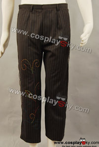 Alice In Wonderland Johnny Depp Mad Hatter pants costume