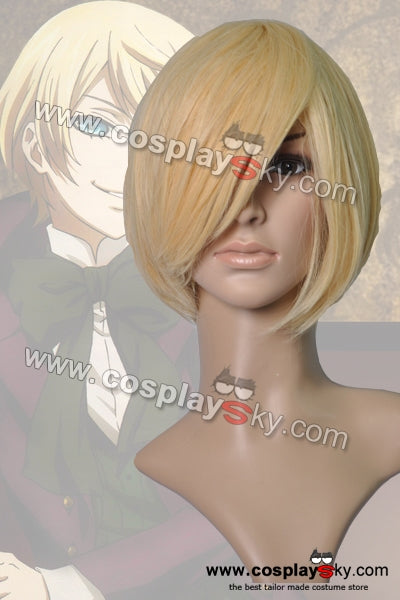 Black Butler II 2 Alois Trancy Cosplay Wig