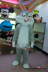 Bugs Bunny Mascot Costume Adult Size