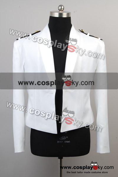 Canadian Air Force Captain Cosplay Costume