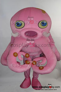 Cartoon Octopus Mascot Costume Adult Size