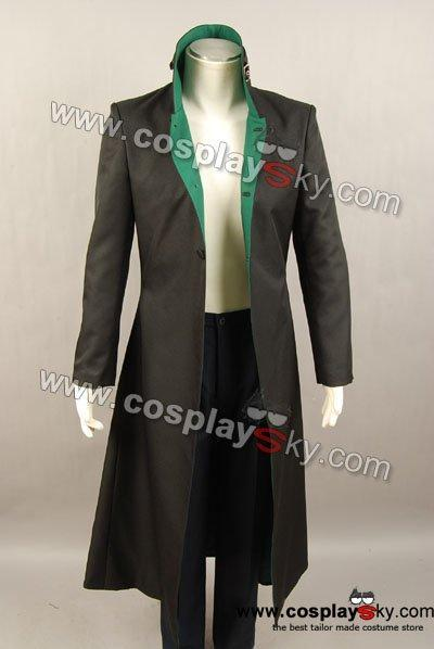 Darker Than Black Hei Cosplay Costume Outfit Jacket