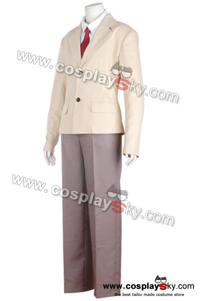 Death Note Light Yagami Cosplay Costume Uniform