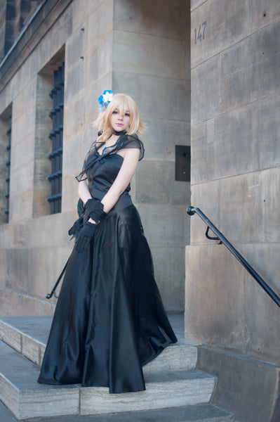 Fate Grand Order Jeanne d'Arc Dress Cosplay Costume