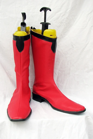 Mobile Suit Gundam Cosplay Boots Shoes Custom Made