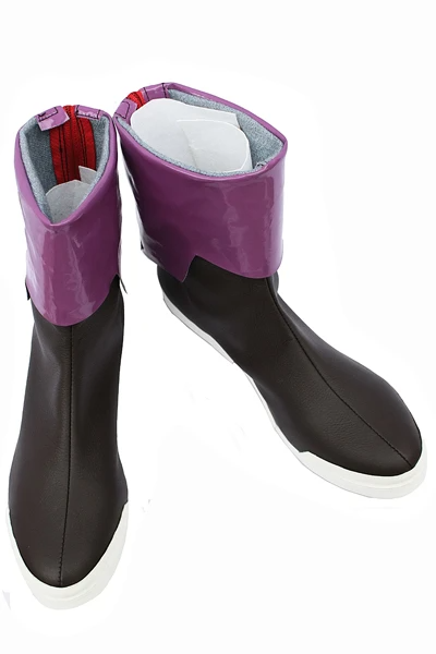 Mobile Suit Gundam Seed Fllay Allster Cosplay Boots Shoes