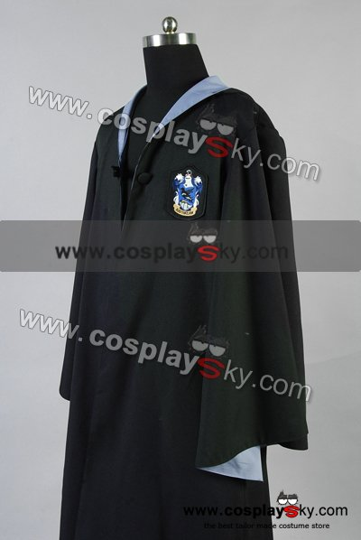 Harry Potter Ravenclaw of Hogwarts Robe Costume