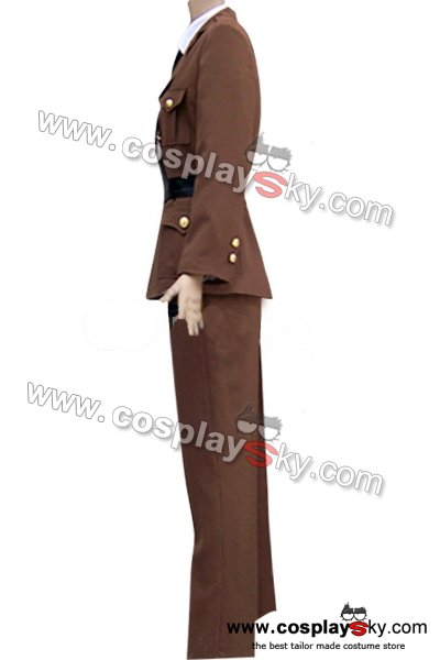 Hetalia: Axis Powers France Cosplay Costume