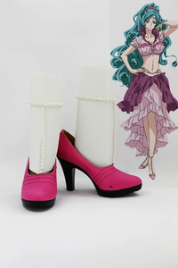 KARNEVAL Eva Cosplay Shoes Custom Made