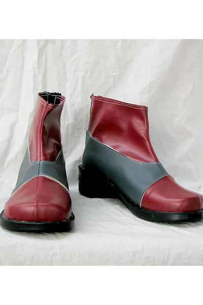 Tales of The Abyss Luke Cosplay Boots Shoes Custom Made