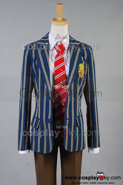 Uta no Prince-sama Class S Student Boy Uniform Cosplay Costume