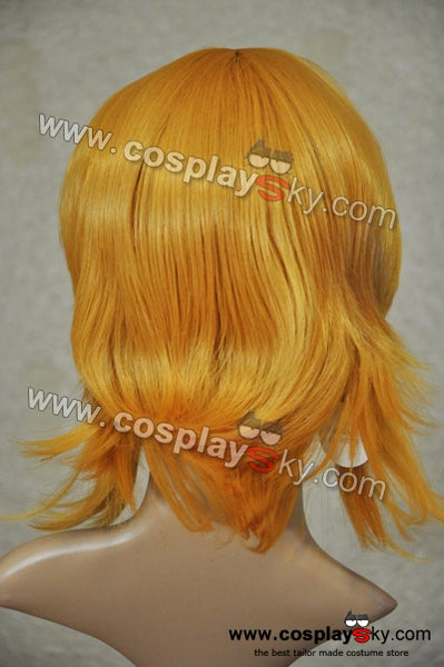Vocaloid 2 Kagamine Rin Cosplay Wig