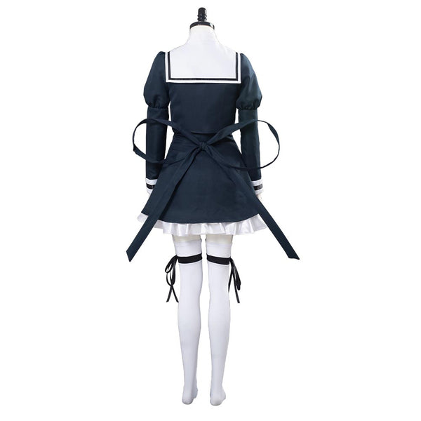 Assault Lily BOUQUET School Uniform Dress Outfits Halloween Carnival Costume Cosplay Costume