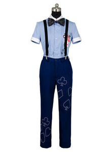 A3!Act! Addict! Actors! Spring Troupe Usui Masumi Outfit Uniform Cosplay Costume