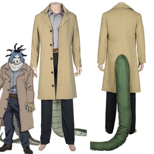 My Hero Academia Heroes:Rising Villain Chimera Cosplay Costume