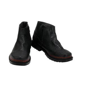 Good Omens Devil Crowley Cosplay Shoes