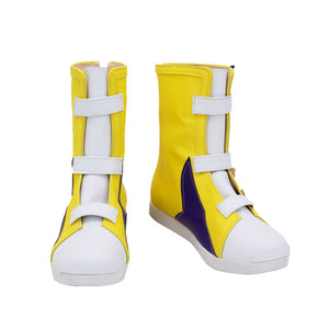 Anime SK8 the Infinity Chinen Miya Boots Halloween Costumes Accessory Cosplay Shoes
