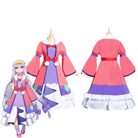 Maoujou de Oyasumi Sleepy Princess in the Demon Castle Aurora Suya Rhys Kaymin Dress Outfits Halloween Carnival Suit Cosplay Costume