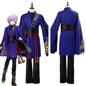 Game Twisted Wonderland - Epel Felmier Halloween Carnival Costume Cosplay Costume