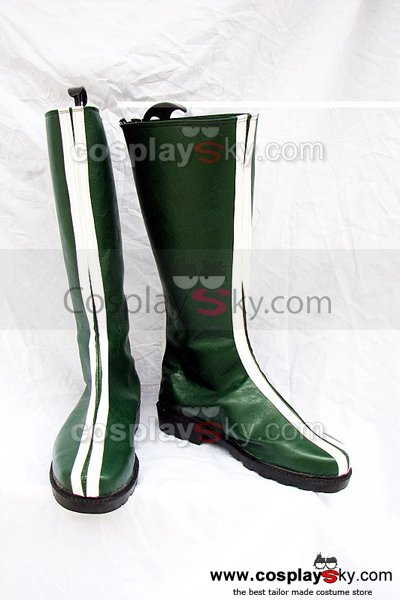 Air Gear Genesis Simca Cosplay Boots Shoes