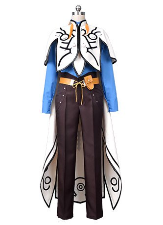 Aselia the Tales of Zestiria X Sorey Costume Cosplay Costume