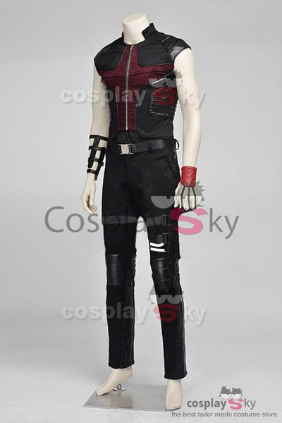 Avengers: Age of Ultron Hawkeye Cosplay Costume Full Set