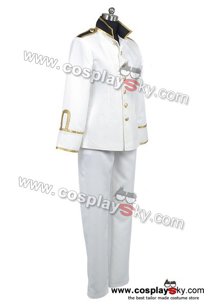 Axis Powers Hetalia Japan Cosplay Uniform Costume