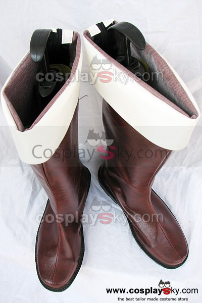 Axis Powers Hetalia South Italy Germany Cosplay Boots Shoes