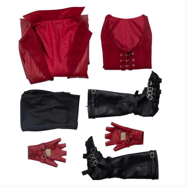 Captain America: Civil War Scarlet Witch Cosplay Costume