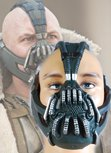 Bane Mask Replica for Batman the Dark Knight Rises Costume Prop