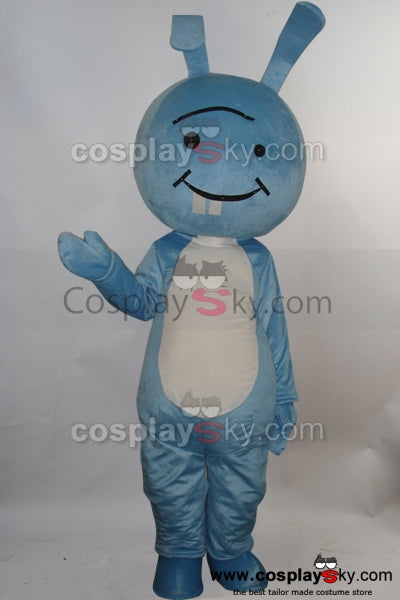 Baoya rabbit Mascot Cosplay Costume Adult Size
