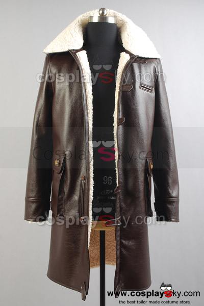 Batman: The Dark Knight Rises Bane Costume Coat Jacket Version 1