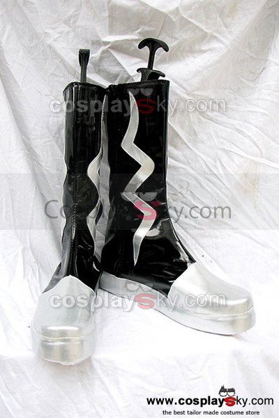 Batman Robin Teen Titans Cosplay Boots Black