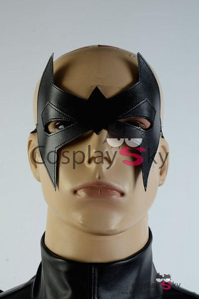 Batman: Arkham City Nightwing Richard John Dick Grayson Cosplay Costume