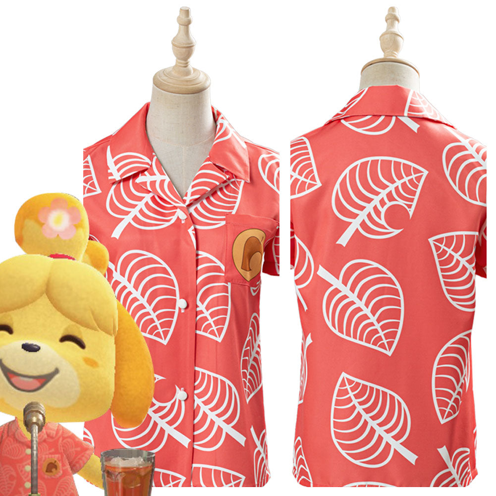 New official Animal Crossing clothing from Graph x