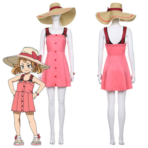 My Hero Academia Mahoro Heroes:Rising Dress Set Cosplay Costume