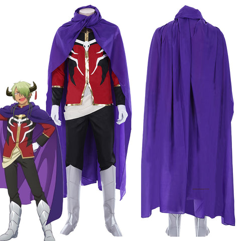 Anime Sleepy Princess in the Demon Castle/Maoujou de Oyasumi --Demon Lord Tasogare Halloween Carnival Outfit Cosplay Costume
