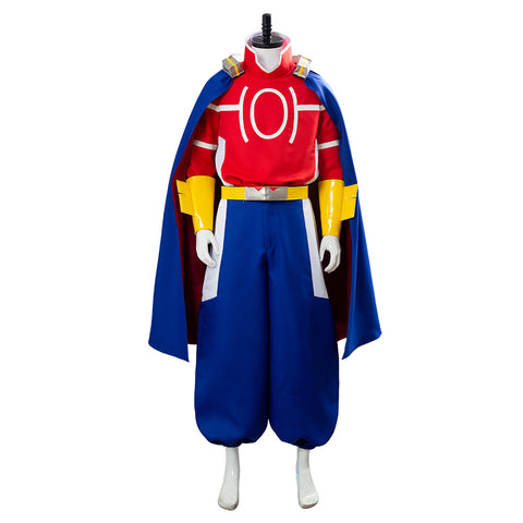 My Hero Academia Boku no Hero Academia 4 BNHA All Might Cosplay Costume