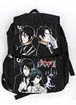 Black Butler Kuroshitsuji Backpack Shoulders Bag