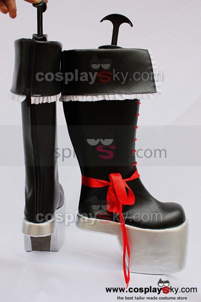 Blazblue Rachel Cosplay Boots Shoes
