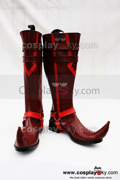 Blue Exorcist Ao No Exorcist Mephisto Pheles Cosplay Shoes Boots