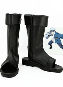 Boruto: Naruto the Movie Mitsuki Boots Cosplay Shoes