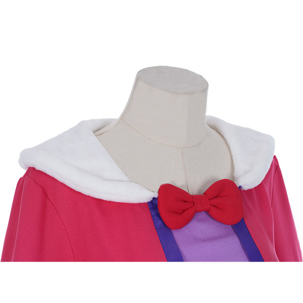 Anime Sleepy Princess in the Demon Castle/Maoujou de Oyasumi --Aurora Suya Rhys Kaymin Halloween Carnival Outfit Cosplay Costume
