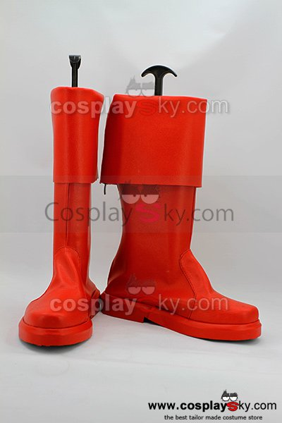 Captain America The Avengers Cosplay Boots Shoes