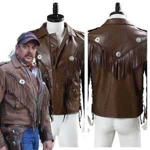 Tiger King Joe Exotic Jacket Halloween Carnival Costume Cosplay Costume