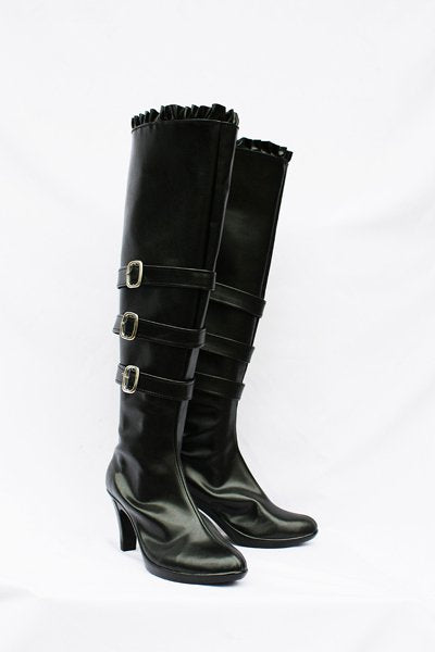 Chobits Freya Cosplay Boots Shoes